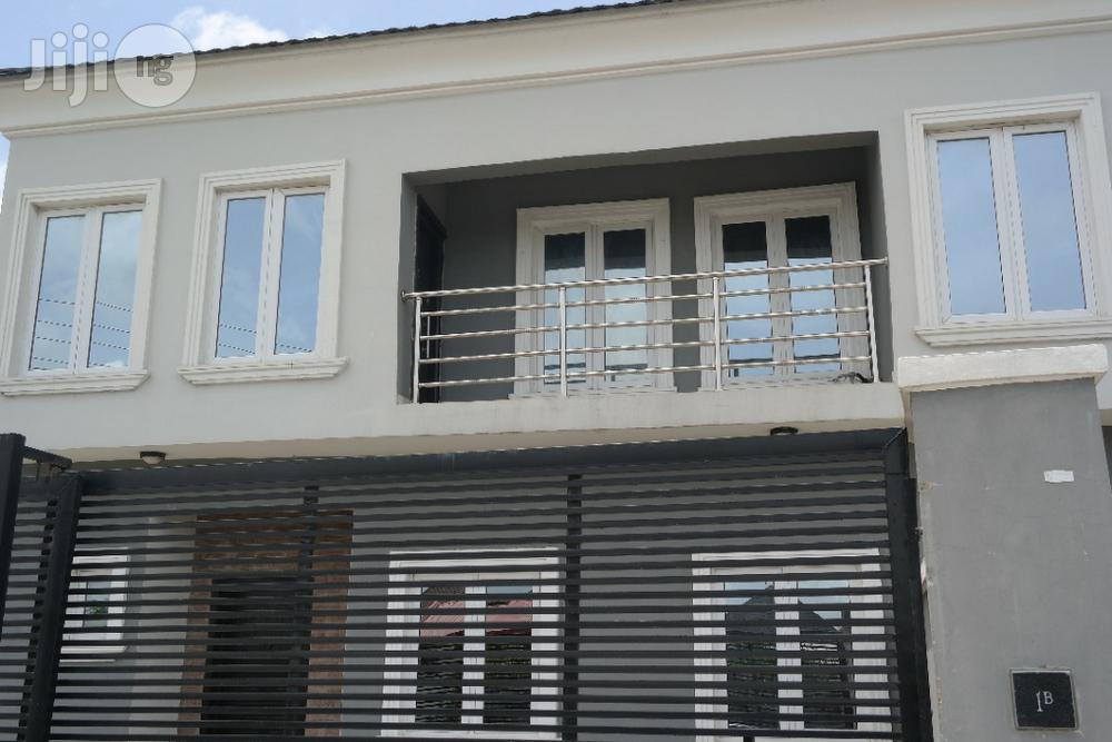 Lovely 3 Bedroom Terrance Duplex With BQ At Chevron Drive | Houses & Apartments For Sale for sale in Lekki, Lagos State, Nigeria