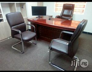 Executive Office Tables and Chairs | Furniture for sale in Abuja (FCT) State, Wuse