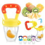 Baby Fruit Food Pacifier Dummy Nipple Teether | Baby & Child Care for sale in Ogun State, Obafemi-Owode