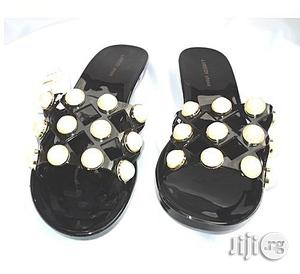 Lumeidi Classy Studded Jelly Slippers | Shoes for sale in Lagos State, Agege
