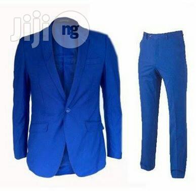 Archive: The Royal Blue Suit