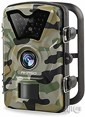 USA AKASO 12MP Trail Camera Night Vision 1080P | Photo & Video Cameras for sale in Lagos State, Alimosho