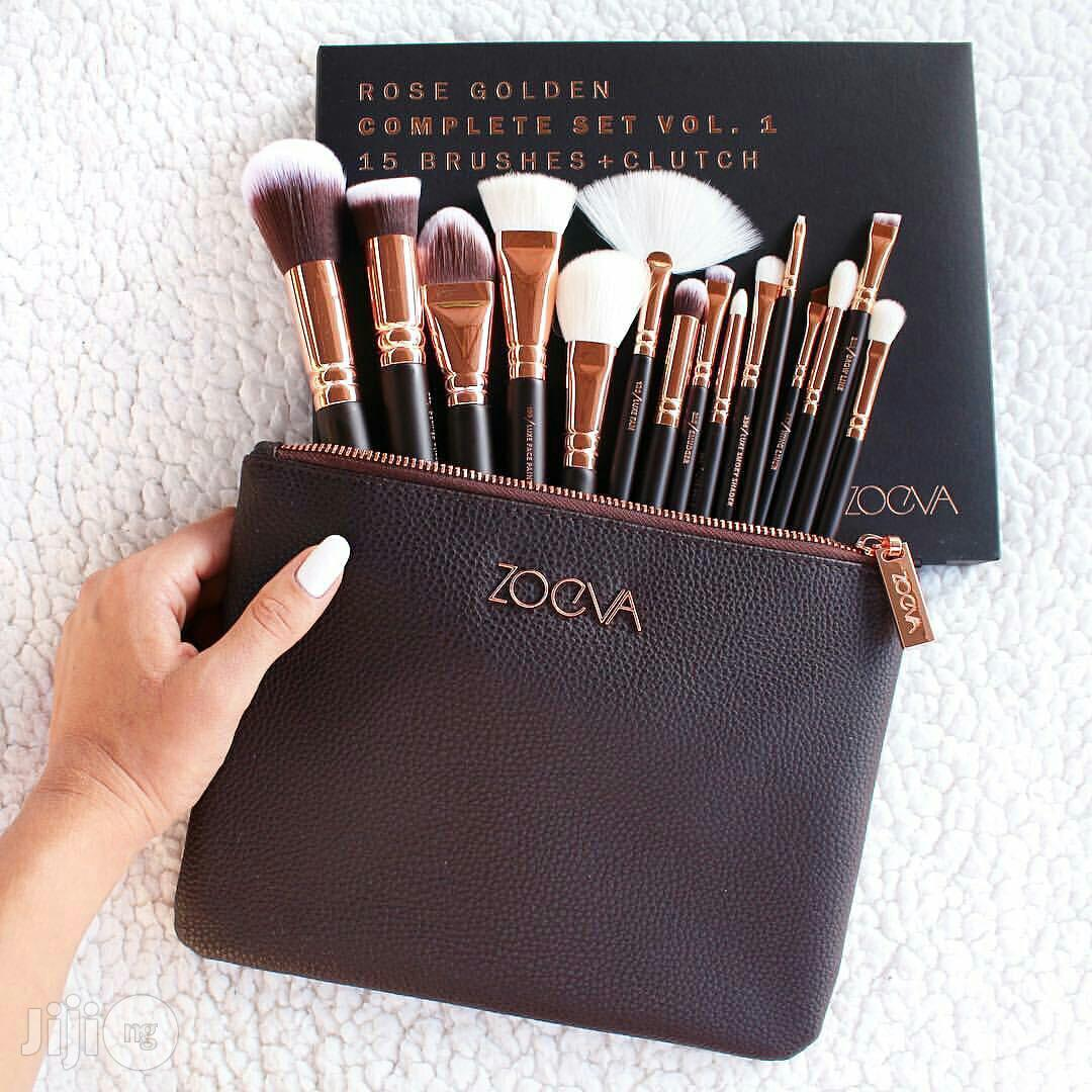 Archive: Zoeva Brush Sets By 15