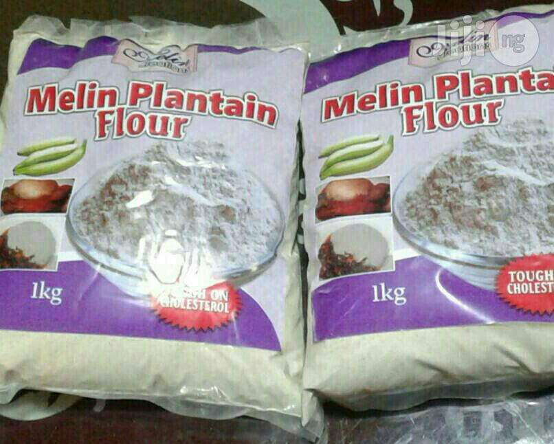 Melin Plantain Flour   Meals & Drinks for sale in Ikeja, Lagos State, Nigeria