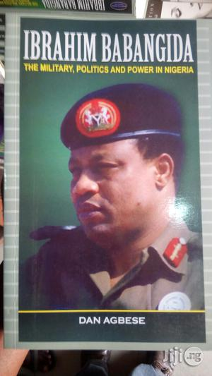 Book About Ibrahim Babangida   Books & Games for sale in Lagos State, Yaba