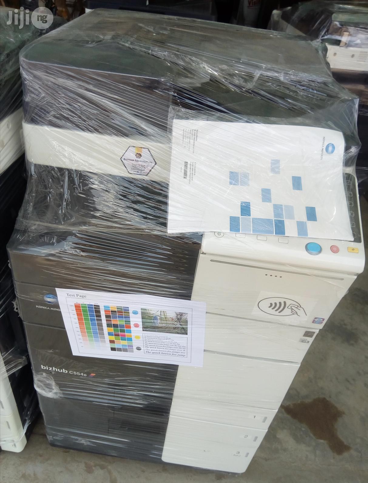 Konica Minolta Bizhub554e Direct Image Printer/Photocopier