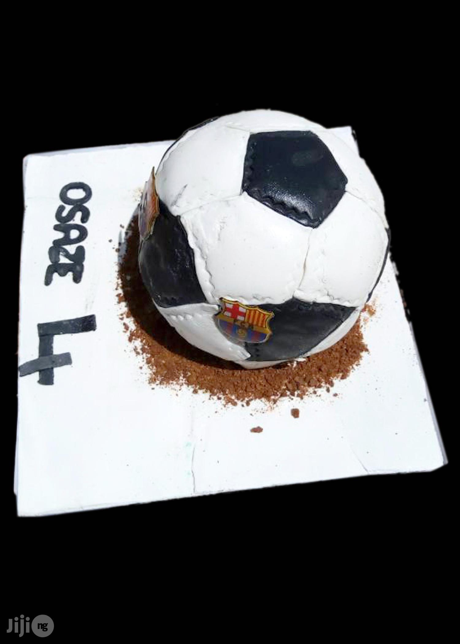 Birthday Cakes | Meals & Drinks for sale in Benin City, Edo State, Nigeria