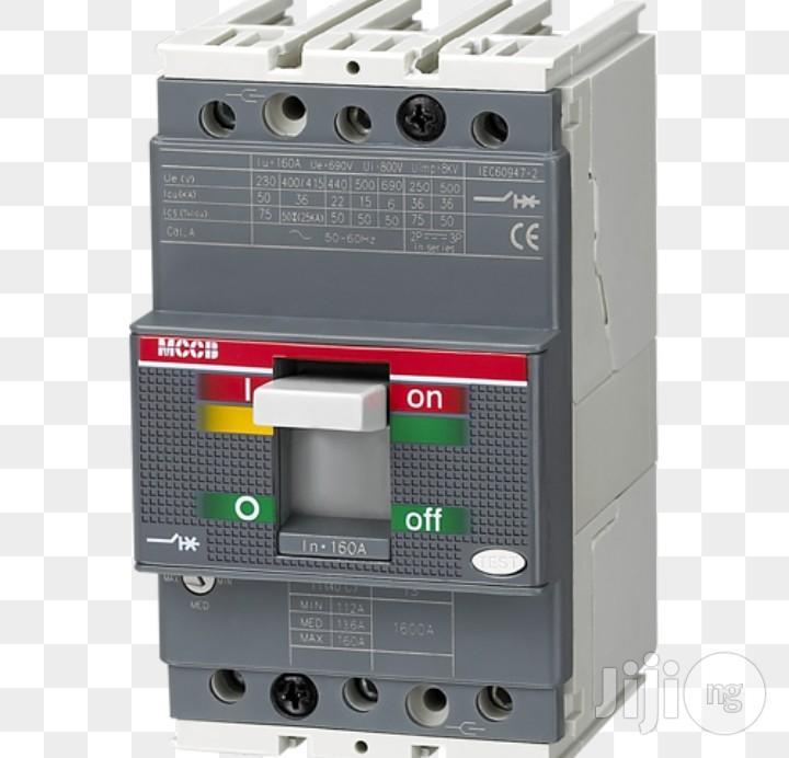 250amp ABB Circuit Breaker