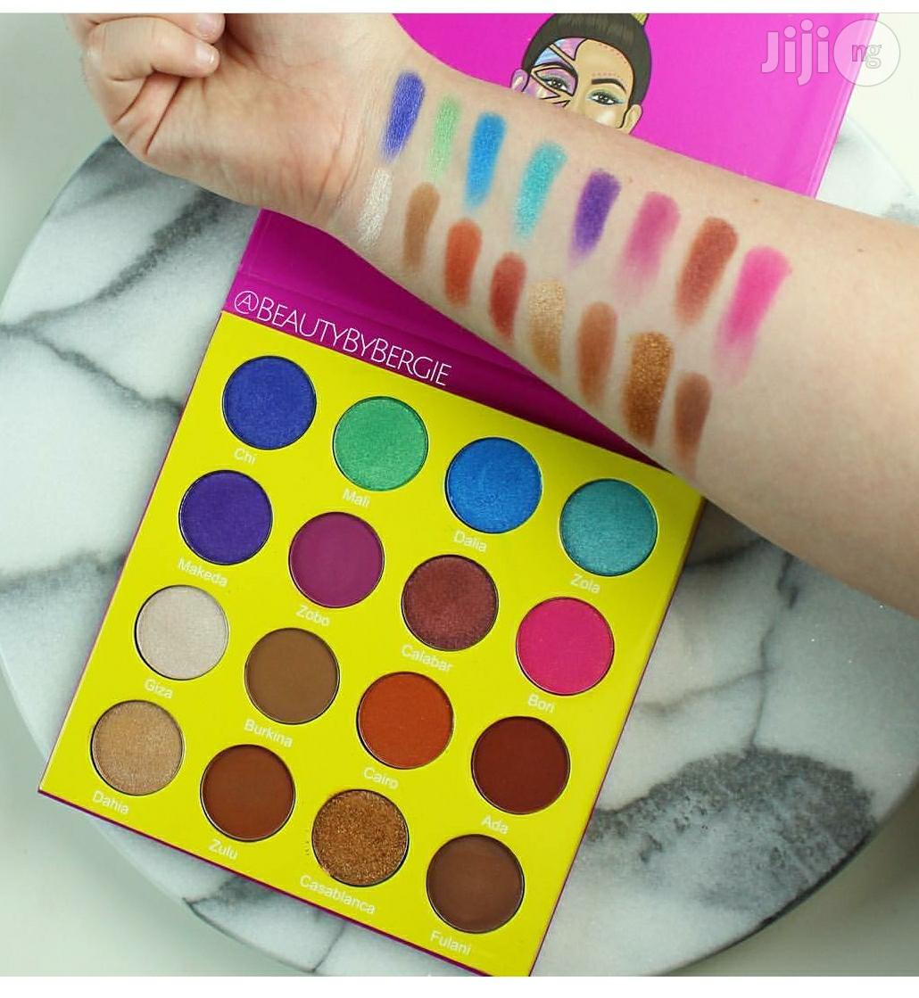 Archive: The Masquerade Pallete By Juvias