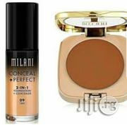 Milani Foundation and Powder Going For | Makeup for sale in Lagos State