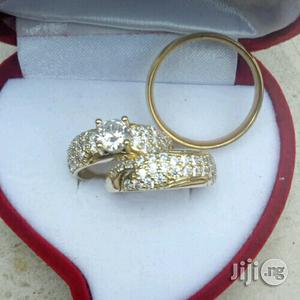 Pz Romania Gold Wedding Rings | Wedding Wear & Accessories for sale in Lagos State, Maryland
