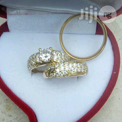 Pz Romania Gold Wedding Rings