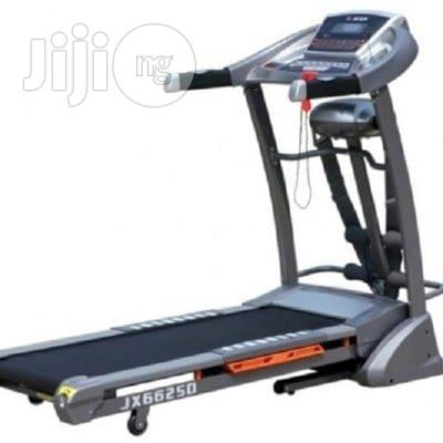 Archive: Treadmill 2.5hp Treadmill With Massager And Incline