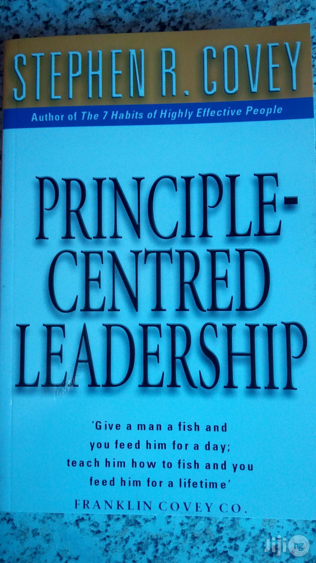 Principle Centerd Leadership By Steven Coven