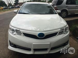 Toyota Camry SE 2013 White   Cars for sale in Lagos State, Ikeja