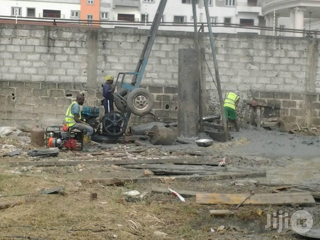 Archive: Piling Works For Structures And Foundations