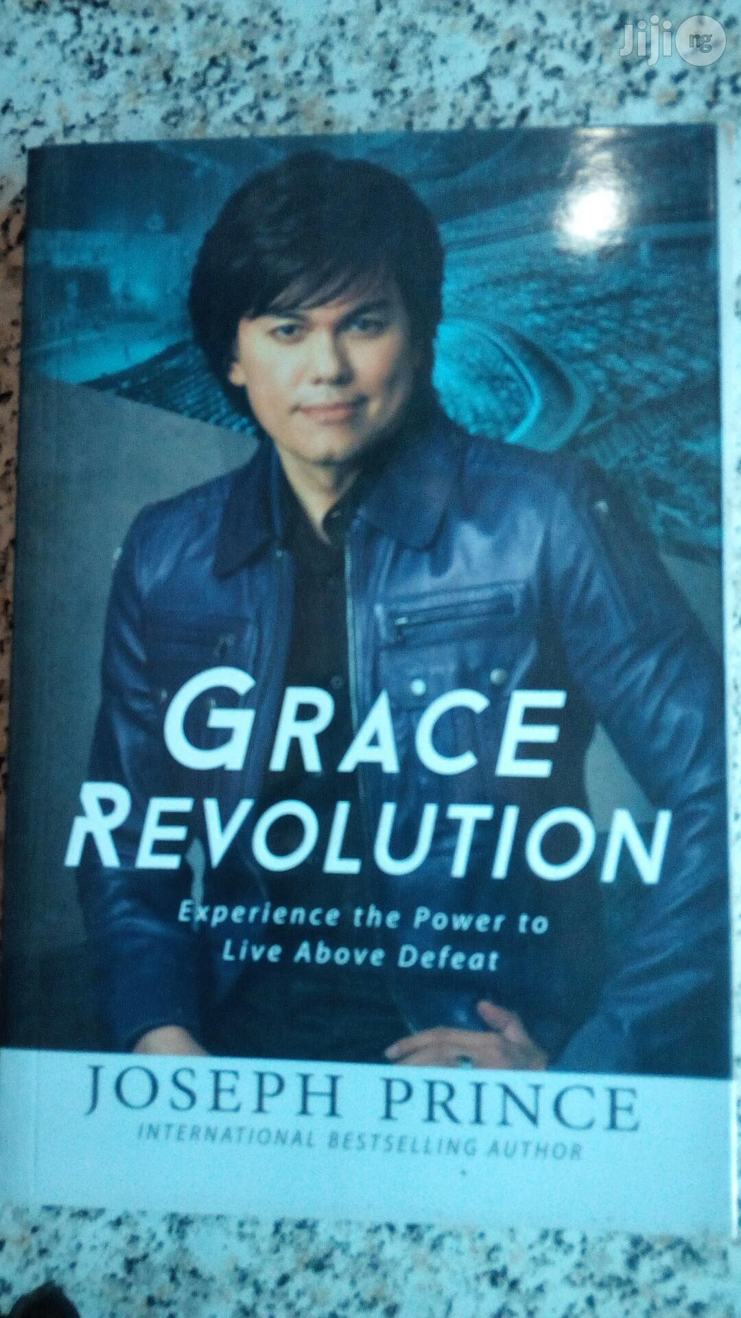Grace Revolution By Joseph Prince | Stationery for sale in Yaba, Lagos State, Nigeria