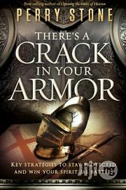 Perry Stone There's A Crack In Your Armor | Books & Games for sale in Lagos State