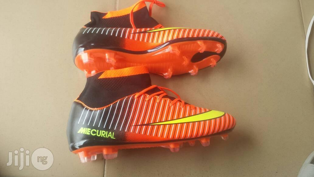 Nike Mercurial Football Ankle Boot in
