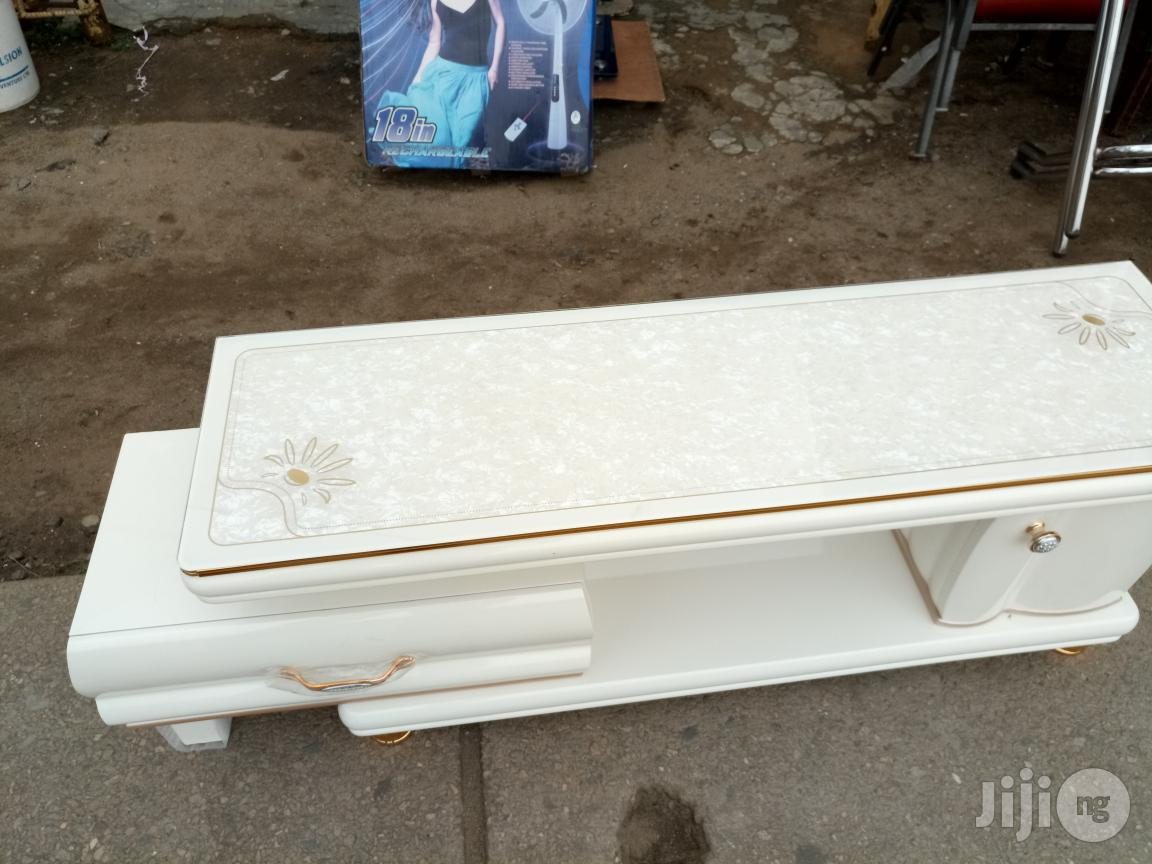 Television Shelves - White | Furniture for sale in Lagos State, Nigeria