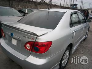 Toyota Corolla 2007 S Silver | Cars for sale in Lagos State, Apapa