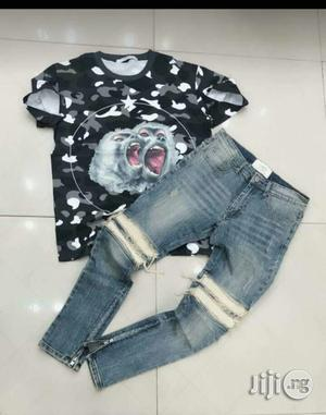 Quality Off White Designer Jeans Available   Clothing for sale in Lagos State, Surulere