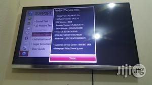 LG Smart Full HD Borderless 3D LED TV 42 Inchs | TV & DVD Equipment for sale in Lagos State, Ojo
