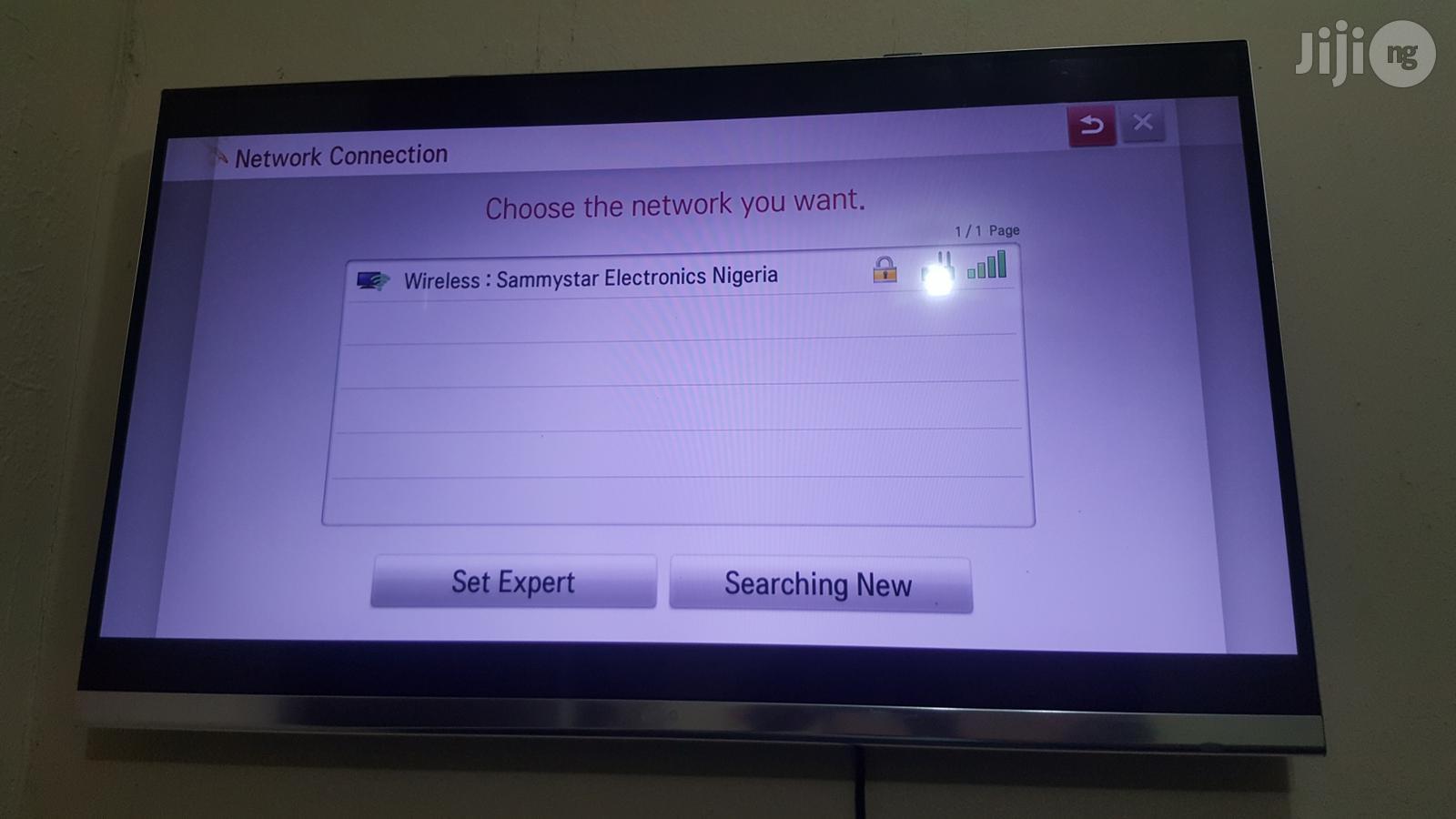 LG Smart Full HD Borderless 3D LED TV 42 Inchs | TV & DVD Equipment for sale in Ojo, Lagos State, Nigeria