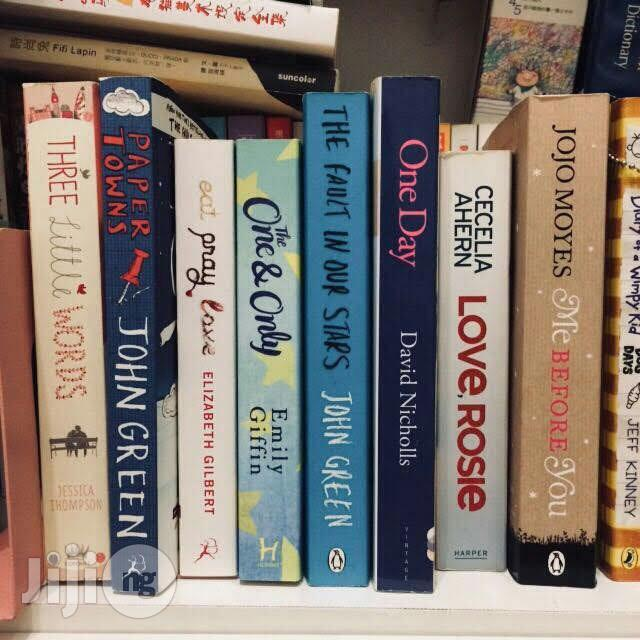 Fairly Used Novels
