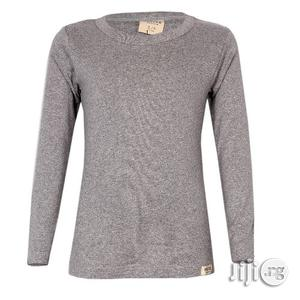 Police Kb.005 Bodykid Grey 2-4/4-6/6-8 Yrs Plain Long Sleeve T-Shirt   Clothing for sale in Lagos State, Surulere