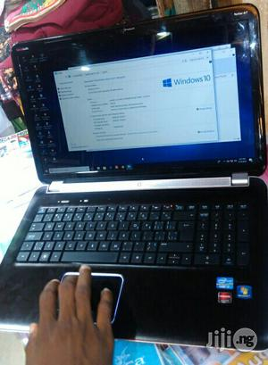 Very Clean HP Pavilion Dv7 - 17.3 Inches 500GB HDD Core I7 6GB RAM   Laptops & Computers for sale in Abuja (FCT) State, Wuse