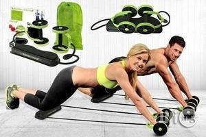 Abdominal And Muscle Toner Exerciser | Sports Equipment for sale in Rivers State, Port-Harcourt