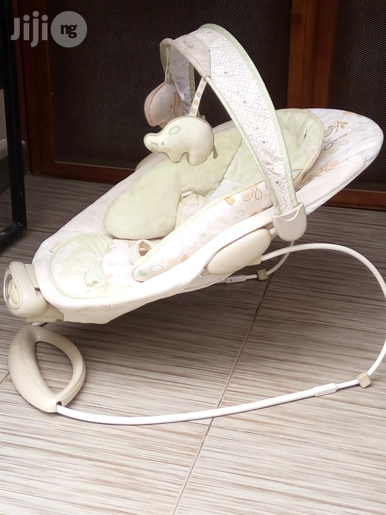Tokunbo UK Used Bright Star Baby Bouncer | Children's Gear & Safety for sale in Lagos State, Nigeria