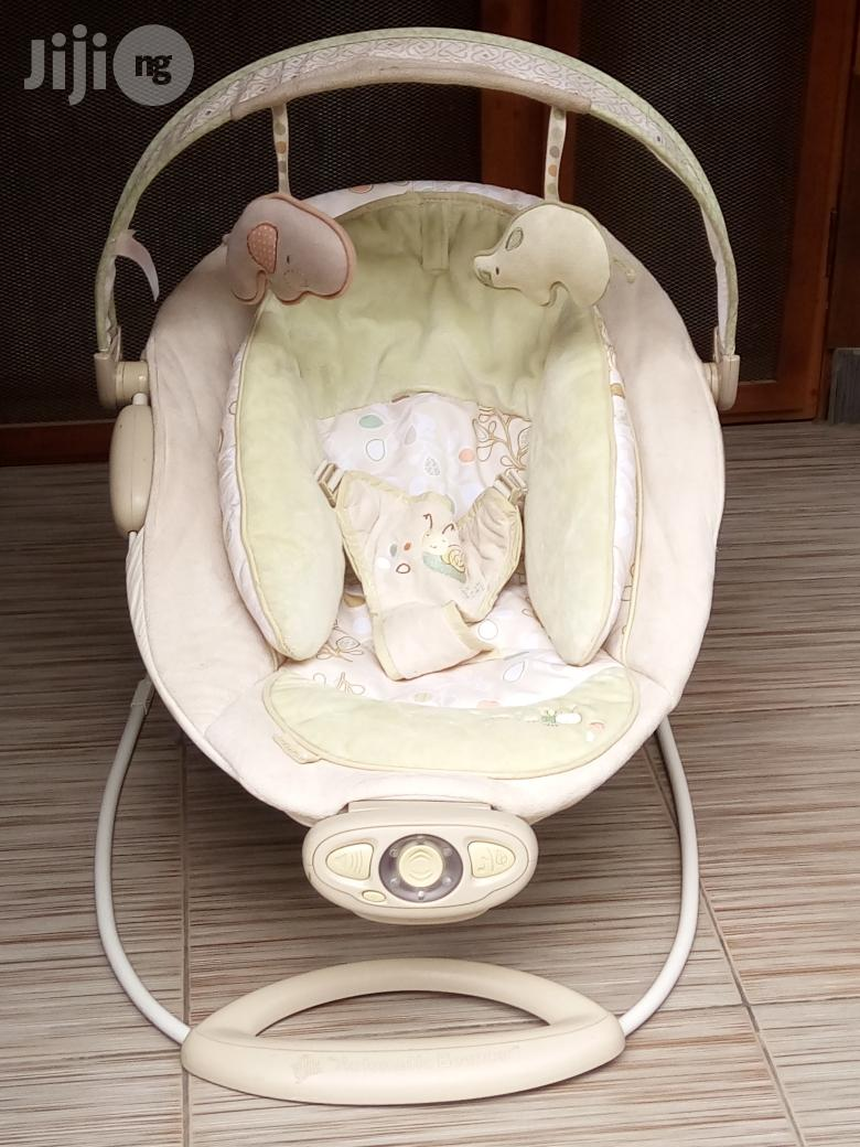 Tokunbo UK Used Bright Star Baby Bouncer