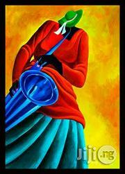 Musical Paintings Hand Painted Artworks   Arts & Crafts for sale in Imo State, Owerri