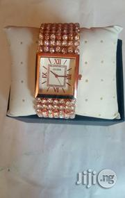 Guess Wrist Ywatch - Full Stone | Watches for sale in Lagos State, Lekki Phase 1