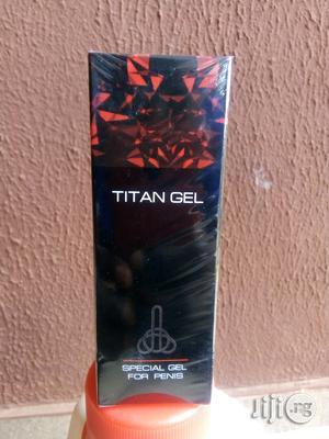 Titan Gel Penis Enlargement Cream   Sexual Wellness for sale in Lagos State, Ojodu