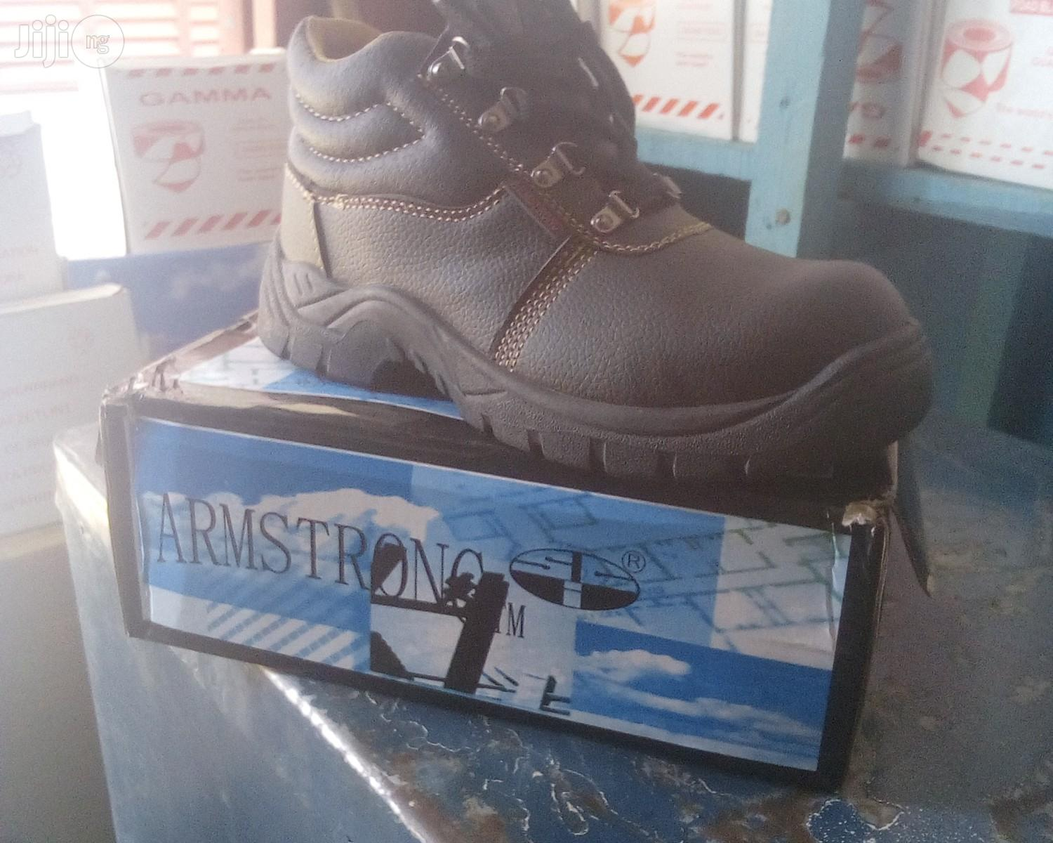 Safety Boots | Shoes for sale in Central Business Dis, Abuja (FCT) State, Nigeria