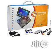 7.8 Inches EVD/SONY Rechargeable Portable DVD Player   TV & DVD Equipment for sale in Lagos State, Ojo