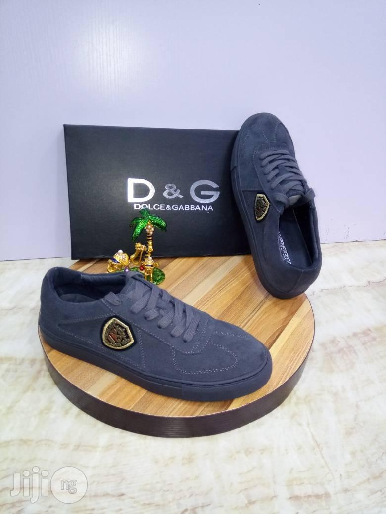 Italian Canvas Shoe
