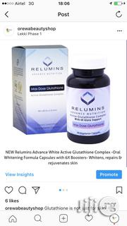 Relumins Advance White 6X Booster | Vitamins & Supplements for sale in Lagos State, Lekki Phase 1