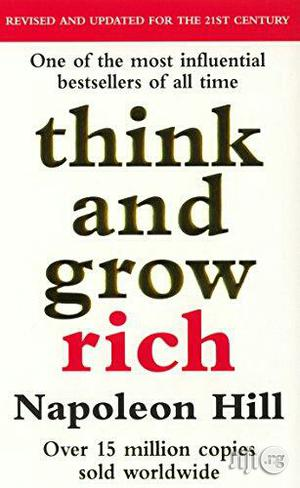 Think and Grow Rich Napoleon Hill | Books & Games for sale in Lagos State