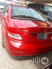 Mercedes-Benz C300 2010 Red | Cars for sale in Lagos State
