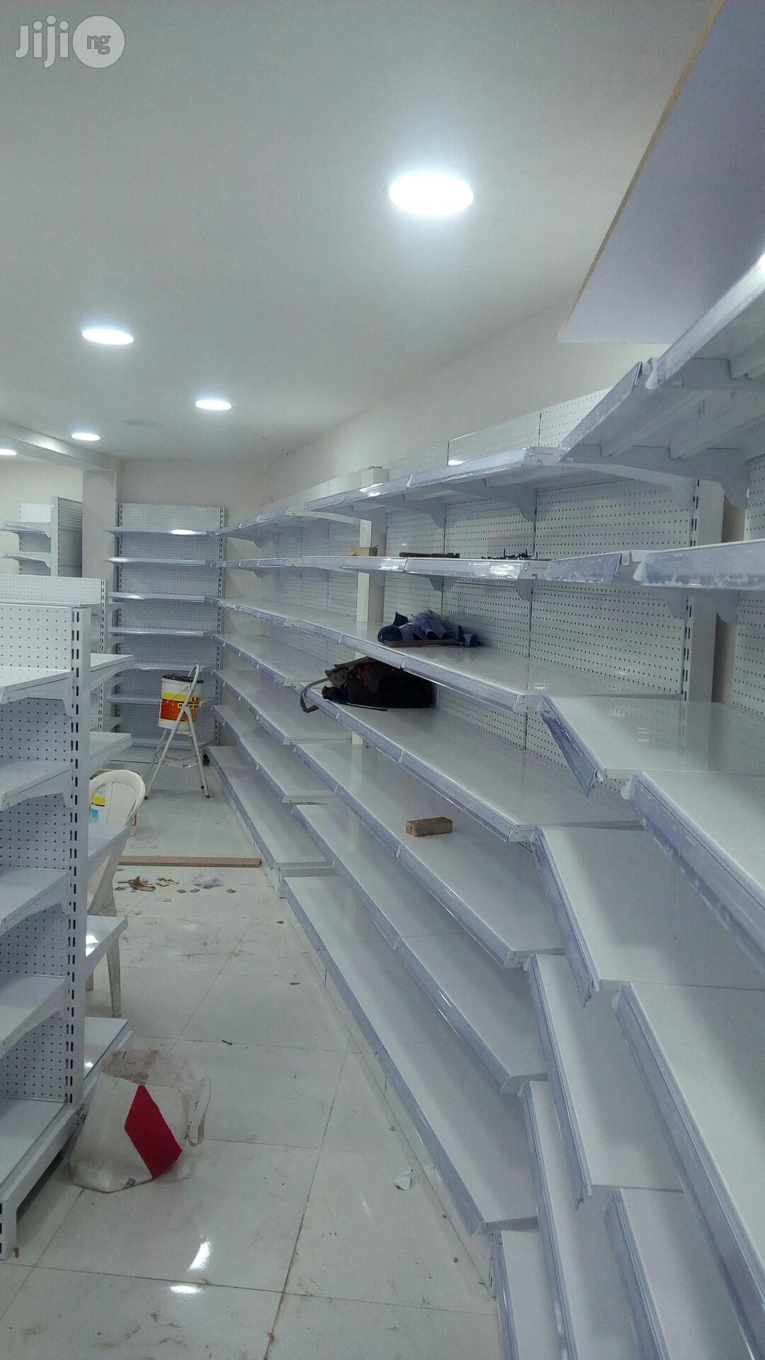 Supermarket Shelves At Affordable Prices 1
