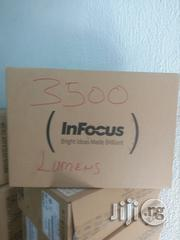 Infocus Projector(3500 Lumens) | TV & DVD Equipment for sale in Lagos State, Ikeja