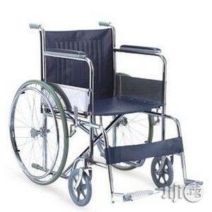 Wheelchair Foldable   Medical Supplies & Equipment for sale in Lagos State