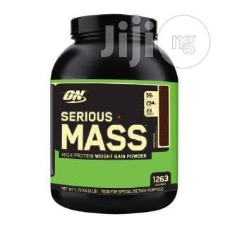 Serious Mass Weight Gainer - 6lbs
