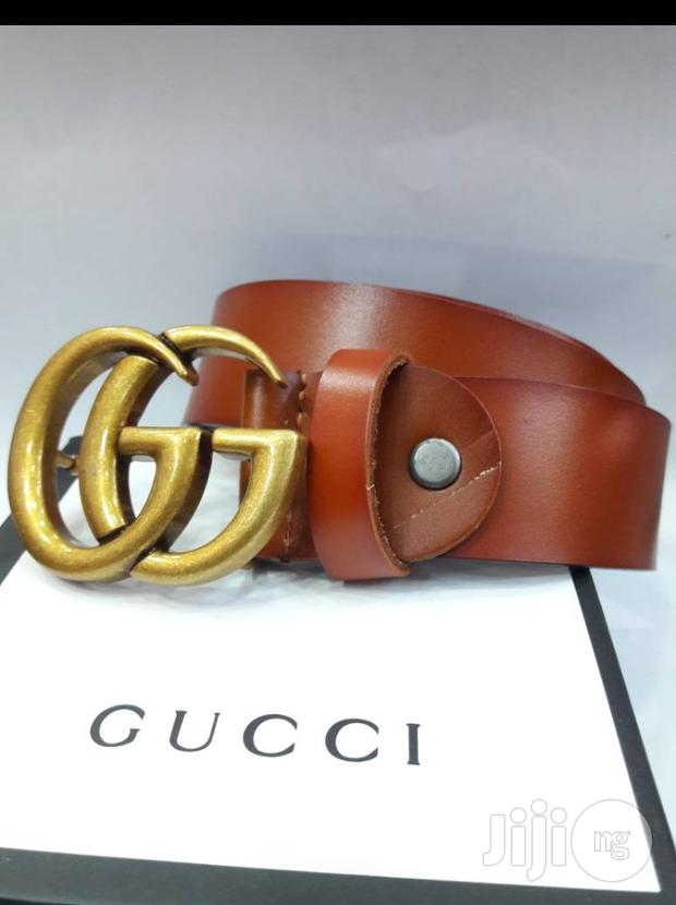 Gucci Belt Original