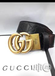 Gucci Belt Original 4 | Clothing Accessories for sale in Lagos State, Surulere