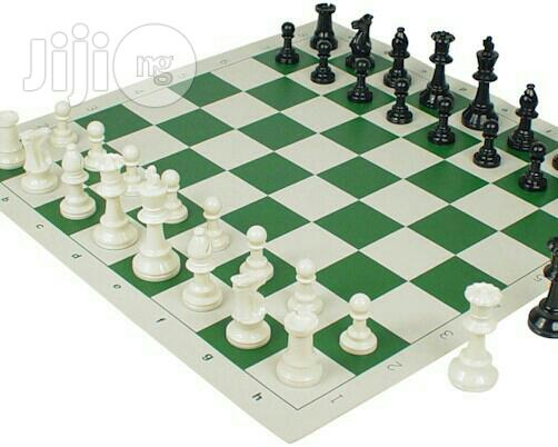 Chess Game With Mobile Carrier